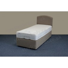 1000 Pocket Sprung 2ft 6in Small Single Adjustable Bed
