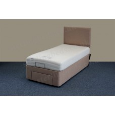 Firm Memory Foam 3ft Single Adjustable Bed