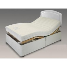 Memory 1200 Pocket 4ft 6in Double Adjustable Bed