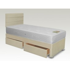 Holbury 1500 2ft 6in Small Single Divan Set