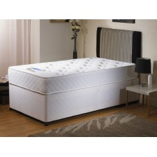 Bordon 1000 2ft 6in Small Single Divan Set
