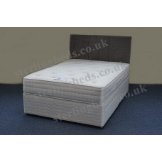 Salisbury 6ft Super King Zip & Link Divan Set