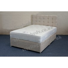 Botley 1000 4ft Small Double Divan Set