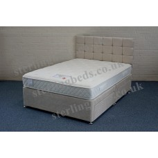 Excellence 1000 4ft Small Double Divan Set