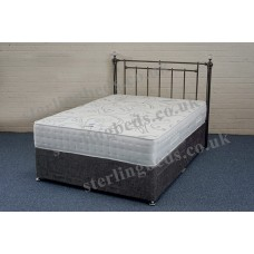 Alton 6ft Super King Zip & Link Divan Set