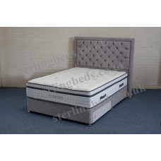 Diamond 1000 4ft Small Double Divan Set