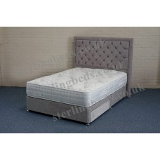 Amberley 1000 4ft Small Double Divan Set