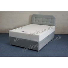 Chesham 4ft Small Double Divan Set