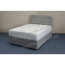 Downton 1000 4ft Small Double Divan Set