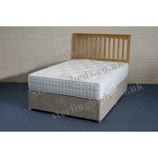 Compton 2000 4ft Small Double Divan Set