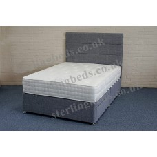 Hursley 2000 4ft Small Double Divan Set