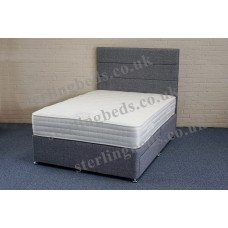 Wickham 2000 4ft Small Double Divan Set