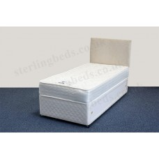 Durley 2ft 6in Small Single Divan Set