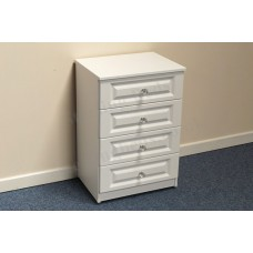 Taurus 4 Drawer Midi Chest