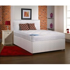 Liphook 1000 Slimline 4ft Small Double Divan Set