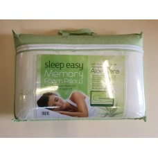 Memory Foam with Aloe Vera Pillow