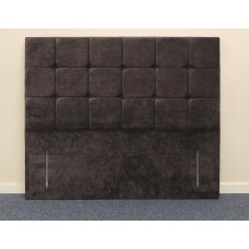 Cube Floor Standing 6ft Super King Headboard