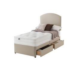 Silentnight Gel 1400 3ft Single Divan Set