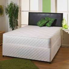 Alston 4ft 6in Double Divan Set