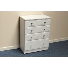 Pisces 4 Drawer Deep Chest
