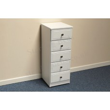Pisces 5 Drawer Narrow Chest