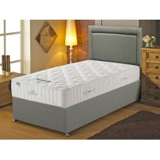 Silentnight Pocket 1400 3ft Single Divan Set