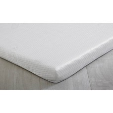 5cm Memory Foam 2ft 6in Small Single Topper