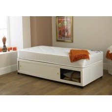 Rimini 2ft 6in Small Single Divan Set