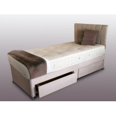 Ashurst 2ft 6in Small Single Divan Set
