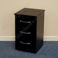 Libra 3 Drawer Bedside Chest