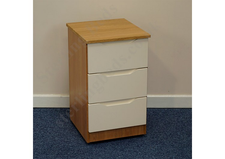 Scorpio Drawer Bedside Chest From Sterling Beds Portsmouth Hampshire - Bedroom furniture portsmouth
