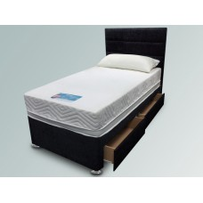 Denham 2ft 6in Small Single Divan Set