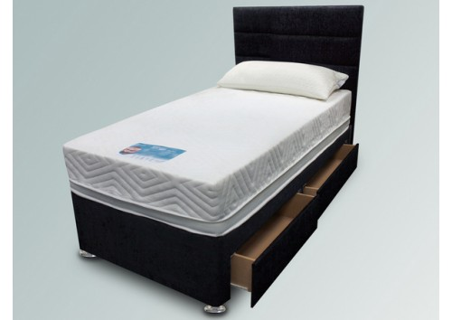 Denham 3ft Single Divan Set