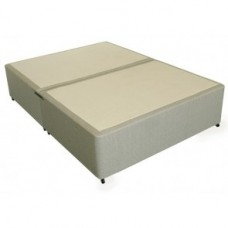 No Drawer 4ft Small Double Divan Base