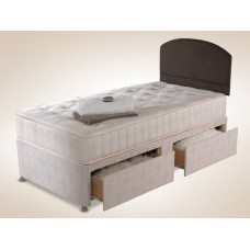 Marlow 1000 2ft 6in Small Single Divan Set