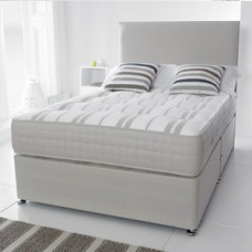 Netley 1000 4ft Small Double Divan Set