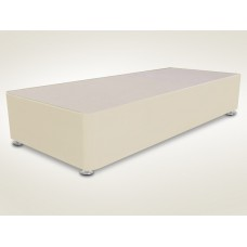 No Drawer 2ft 6in Small Single Divan Base