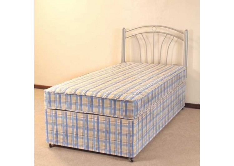 Star 2ft 6in Small Single Divan Set From Sterling Beds Portsmouth Hampshire