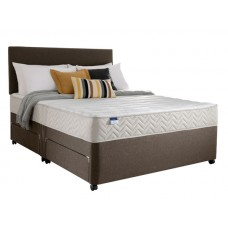 Silentnight Miracoil 4ft Small Double Divan Set