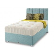 Amberley 1000 2ft 6in Small Single Divan Set