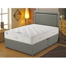 Silentnight Pocket 1400 4ft 6in Double Divan Set