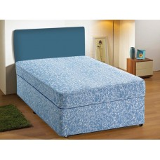 Waterproof 4ft Small Double Divan Set