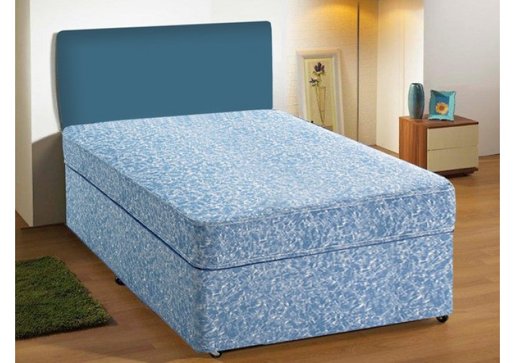 41fad9cd6a1e Waterproof 4ft 6in Double Divan Set from Sterling Beds Portsmouth ...